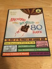 Vintage 1950s Michael Todds AROUND THE WORLD IN 80 DAYS Book - (NOT ALMANAC)