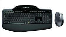 Logitech MK710 Wireless Desktop (Keyboard and Mouse) UK