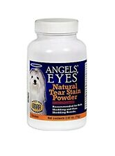 """ANGELS' EYES Natural Tear Stain Powder, 2.65 oz (75g)  Chicken EXP: 2021 """"NEW"""""""