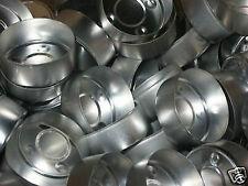 Aluminum TEALIGHT Molds Cups (Lot of 100)