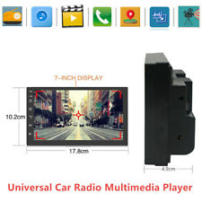 "7"" 2 Din Android Car Auto Radio DVR Multimedia Player Bluetooth GPS Navigation"