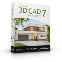 Ashampoo 3D CAD Architecture 7 - Zeichenprogramm,Hausplaner,Wohnungsplaner