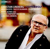 Rafael Altino;Odense Symphony Orchestra - Lindberg: Steppenwolf; [CD]