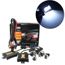 55W H4 6000K HID Dual Beam Hi/Lo Bi-Xenon Headlight Bulb Conversion Ballast 12V