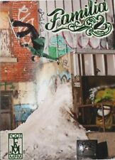 Familia 2 DVD by MFM FODT Snowboard Snowboarding Video Movie Extreme Sports