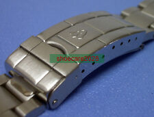0270 Solid Stainless Steel 20mm RXW Submariner Watchband + Diver Extra Link