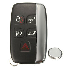 FOR LAND ROVER LR4 RANGE EVOQUE SPORT 5BTN REMOTE KEY FOB CASE SHELL BLANK COVER
