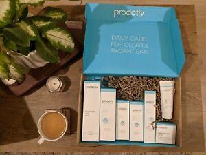 Proactiv Complete 3 Step System - 90 Day Pack plus FREE Toner, Moisturiser, Pads