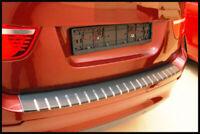 Ladekantenschutz für VW TIGUAN 2 AD1 Schutzfolie Carbon Chrom 320µm