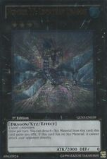 YuGiOh Number 17: Leviathan Dragon - GENF-EN039 - Ultimate Rare - 1st Edition MP