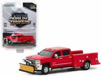 Greenlight 2018 Chevy Silverado 3500 Dually Drivers Series 3 Model 1:64 46030A