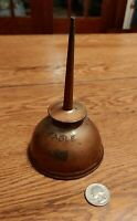 Vintage *** EAGLE *** Metal Oil Can Type Oiler Made in USA