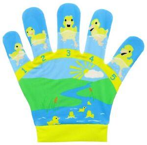 Five Little Ducks Nursery Rhymes Song Mitt The Puppet Company EYFS Preschool