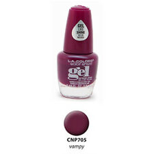 LA COLORS COLOR CRAZE EXTREME SHINE GEL NAIL POLISH-Choose Color