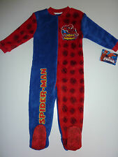 SPIDERMAN Gorgeous Fleecy Fancy Dress Costume / All in One NWT