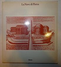 Roma Tevere Arte Architettura Isola Tiberina - La Nave di Pietra 1983 Electa