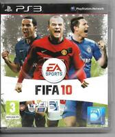 Sony Playstation PS3 Fifa 10, Fifa 11, Fifa 12, Fifa 13 All four games one great