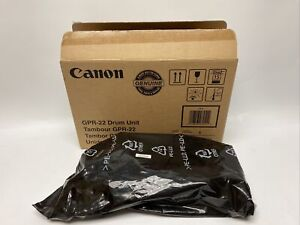Canon 0388B003 GPR-22 Black Drum Unit imageRUNNER 1023
