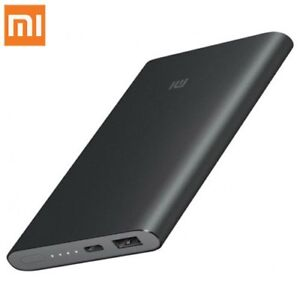 Genuine Xiaomi Power Bank Pro 10000mAh USB-C QC3.0 Quick Fast Portable Charger