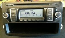 VW TECHNISAT RCD 210 RADIO CD T5 TRANSPORTER ETC (MINT)