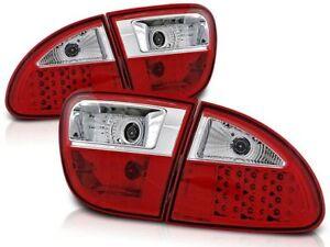 SEAT LEON 1999 2000 2001 2002 2003 2004 LDSE03 TAIL REAR LIGHTS LED