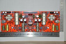 Easier HIFI 300B stereo Tube Power amplifier Assembled     based Audio Kit1 300B