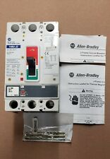 "Allen Bradley 250 Amp Breaker 140U-J2D3-D15 ""new"""
