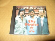 The Pirates Live In Japan 14 Track cd 1992 cd is Near Mint Condition