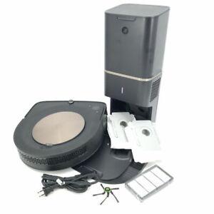 iRobot Roomba s9+ (9550) Black Robotic Vacuum New In Box
