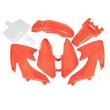 HMParts Dirt Bike  Pit Bike Verkleidung SET 110 ccm Orange Typ 1