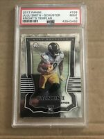2017 JUJU SMITH SCHUSTER PANINI #158 KNIGHT'S TEMPLAR PSA 9 MINT ROOKIE RC