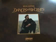 Laser Disc Dances with Wolves Box Set Widescreen Expanded
