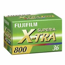 (7 Rolls) Fuji Superia X-TRA 800 35mm Film CZ 135-36 Color Print COLD STORED