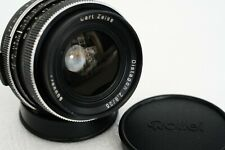 Carl Zeiss DISTAGON 35mm f2,8 - Rolleiflex QBM mount lens made in Germany