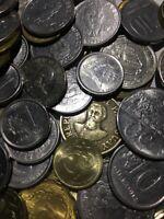 100 Gramm Restmünzen/Umlaufmünzen Paraguay