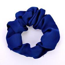 Summer Floral Hair Scrunchies Bun Ring Elastic Fashion Sport Dance Scrunchie