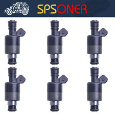 6PCS 17089625 Fuel Injector for Isuzu Trooper Rodeo & Honda Passport 3.2L V6