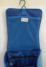 PAJAMAGRAM BLUE HANGING TRAVEL ORGANIZER  BAG PJG