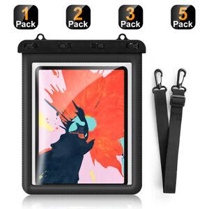 "Universal IPX8 Waterproof Bag Case for Apple iPad / Samsung Tablet (7.9-11.5"")"