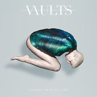 VAULTS Caught In Still Life 2016 UK 13-track digipak CD album NEW/SEALED