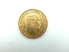 Preussen - Wilhelm I. 1861-1888 - 20 Mark - Gold- 1875 A
