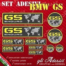Kit Adesivi Stickers BMW R 1200 1150 1100 800 GS Enduro Planisfero