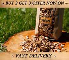 PECAN Wood for Smoking Food, BBQ Smoking Wood Chips & food smoker chips
