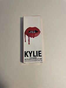 New Kylie Jenner Lip Kit Matte Liquid Lipstick and Liner VELENTINE