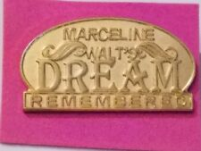 Disney Fantasy Marceline Walt's Dream Pin for his 100th Birthday Limited to 1000