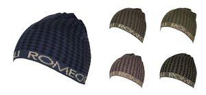SG Cappello berretto cuffia unisex ROMEO GIGLI articolo MC1405G Made in Italy