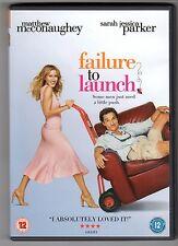(GU918) Failure To Launch - 2006 DVD