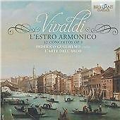 Vivaldi: L'Estro Armonico - 12 Concertos (2014)