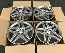 "21"" Mercedes Benz ML63 ML350 ML500 AMG Wheels Rims Original Factory ML oem 85264"