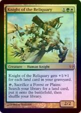 Knight of the Reliquary - Foil Light Played MTG Knights vs. Dragons Magic